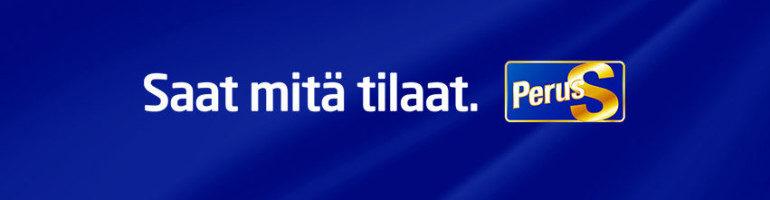 Perussuomalaiset Logo